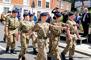 Read more about the article Armed Forces Day Saturday 26