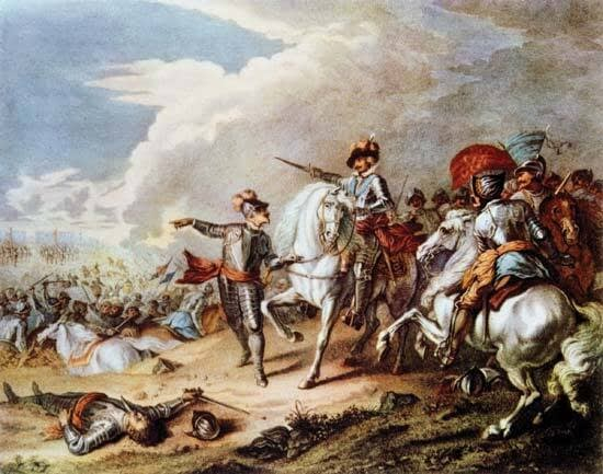 Read more about the article Anniversary of the End of the English Civil War