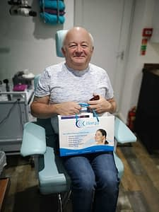 Read more about the article Army Veteran Alan Walker Fitted With New Hearing Aids.