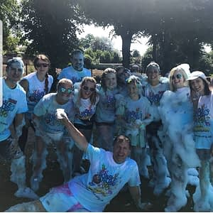 Read more about the article Bubble Rush At Worcester Racecourse