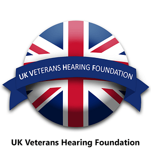 Logo of the veterans foundation charity