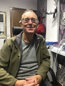 Read more about the article Dennis Waite Fitted With Hearing Aids!